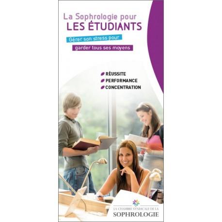 La Sophrologie pour les étudiants