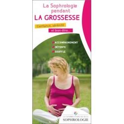 100 Flyers La Sophrologie pendant la grossesse