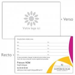 Cartes  Rendez-vous - recto / verso